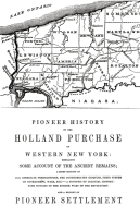 Holland Land Purchase - Fulfilled Book of Mormon Promise
