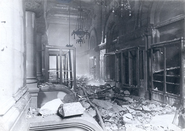 New York State Capitol Fire