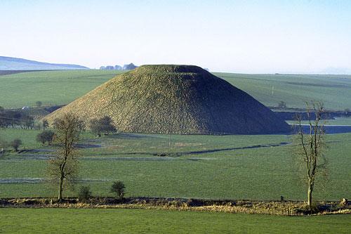 Silbury Hill - England