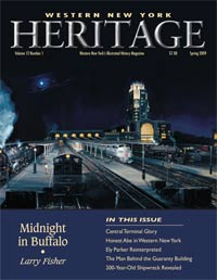 Western New York Heritage Magazine