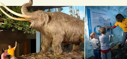 Mastodons in Rochester New York