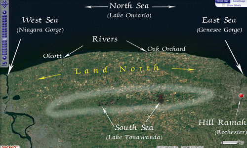 Land North