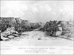 lewiston-queenston-suspension-bridge-1850