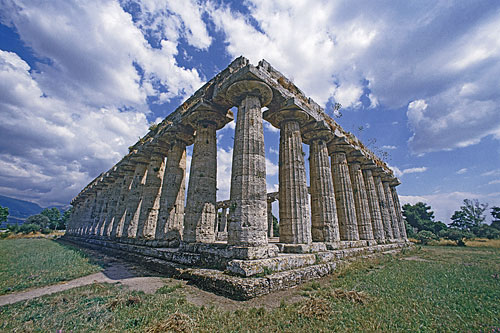 Temple of Hera in Italy
